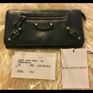 Balanciaga wallet